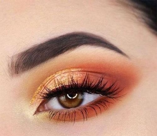 15-Spring-Eye-Face-Makeup-Looks-Ideas-2019-13