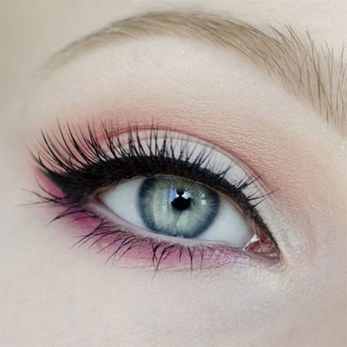 15-Spring-Eye-Face-Makeup-Looks-Ideas-2019-14