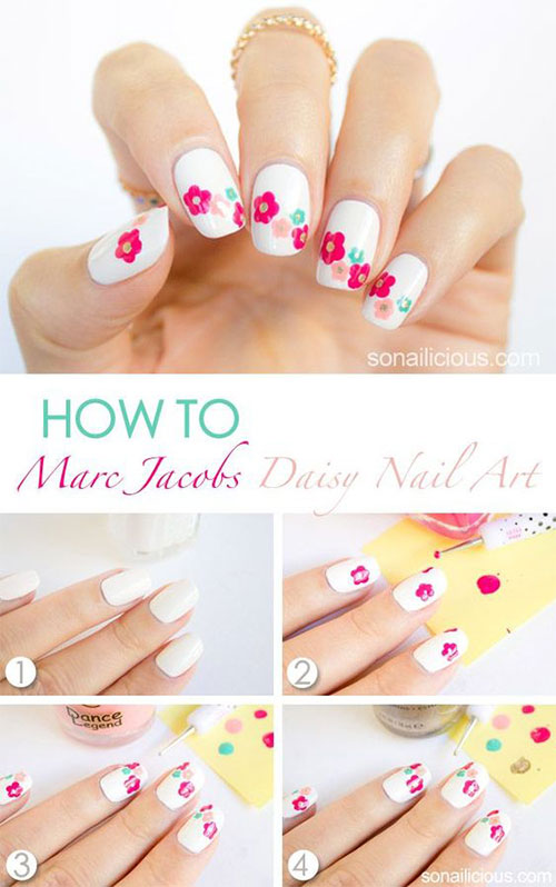 15-Step-By-Step-Spring-Floral-Nail-Art-Tutorials-For-Learners-2019-9