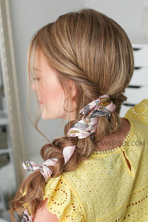 18-Spring-Hair-Ideas-For-Short-Medium-Long-Hair-Braiding-Hairstyles-13