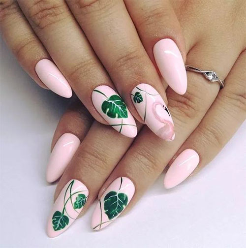 20-Best-Summer-Nails-Art-Designs-Ideas-2019-19