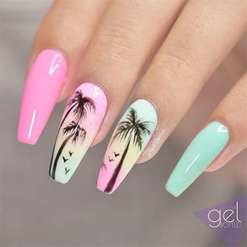 20-Best-Summer-Nails-Art-Designs-Ideas-2019-4