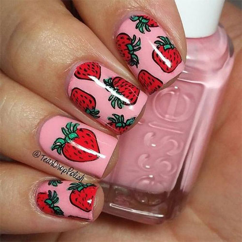 20-Best-Summer-Nails-Art-Designs-Ideas-2019-6