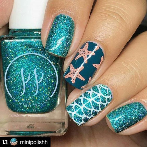 20-Best-Summer-Nails-Art-Designs-Ideas-2019-7