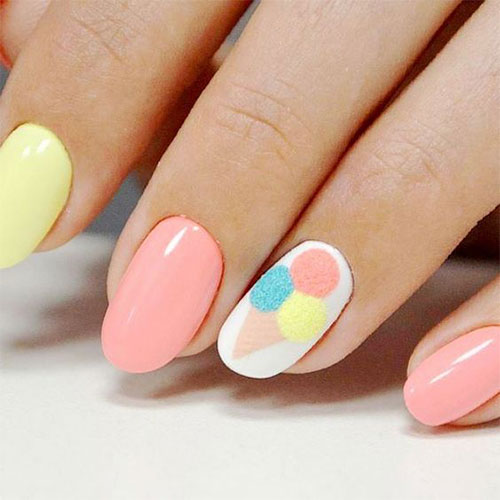 20-Best-Summer-Nails-Art-Designs-Ideas-2019-9