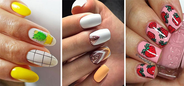 20-Best-Summer-Nails-Art-Designs-Ideas-2019-F