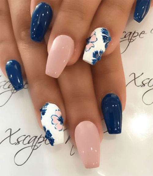 20-Floral-Nail-Art-Designs-Ideas-2019-Spring-Nails-10