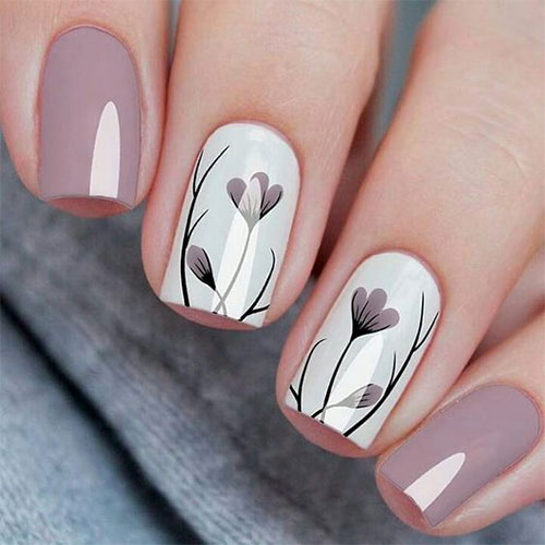20-Floral-Nail-Art-Designs-Ideas-2019-Spring-Nails-15