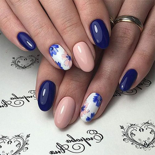 20-Floral-Nail-Art-Designs-Ideas-2019-Spring-Nails-19