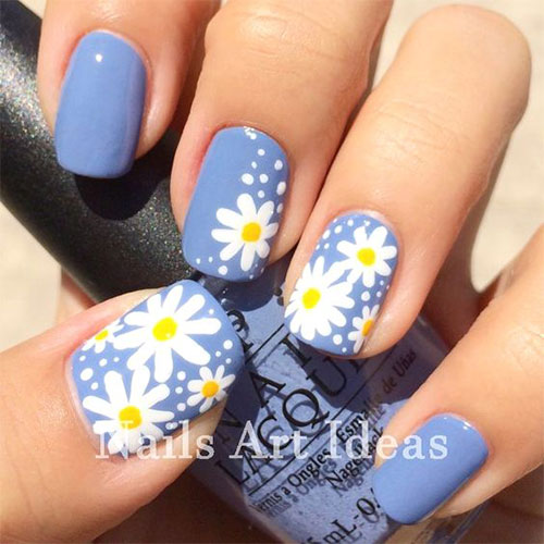 20-Floral-Nail-Art-Designs-Ideas-2019-Spring-Nails-20