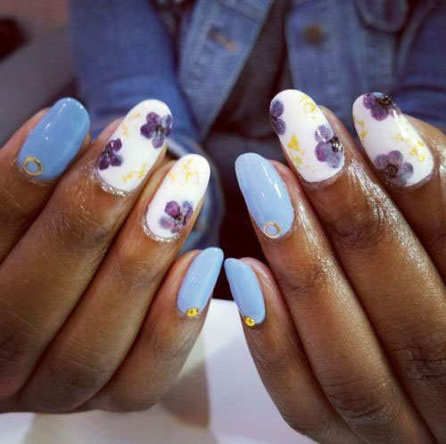 20-Floral-Nail-Art-Designs-Ideas-2019-Spring-Nails-21