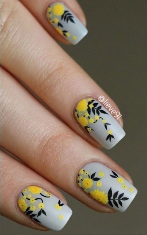 20-Floral-Nail-Art-Designs-Ideas-2019-Spring-Nails-24