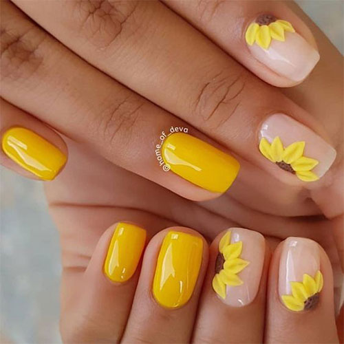 20-Floral-Nail-Art-Designs-Ideas-2019-Spring-Nails-4