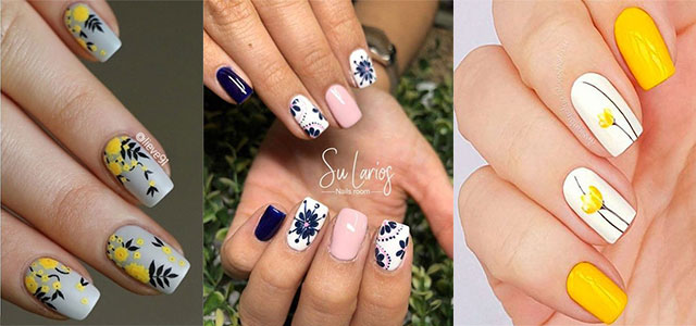 20-Floral-Nail-Art-Designs-Ideas-2019-Spring-Nails-F