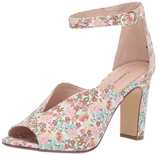 Floral-Heels-For-Girls-Women-2019-Spring-Fashion-1