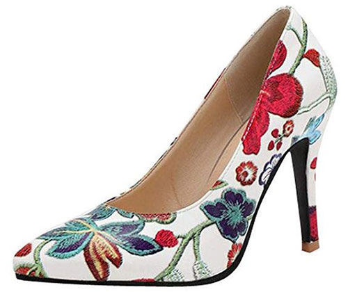 Floral-Heels-For-Girls-Women-2019-Spring-Fashion-12
