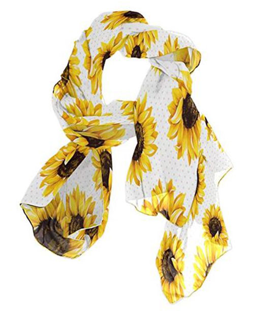 Floral-Scarf-Designs-Fashion-For-Kids-Girls-2019-2