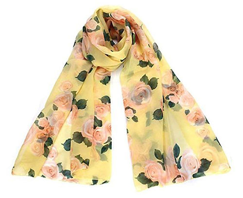 Floral-Scarf-Designs-Fashion-For-Kids-Girls-2019-3