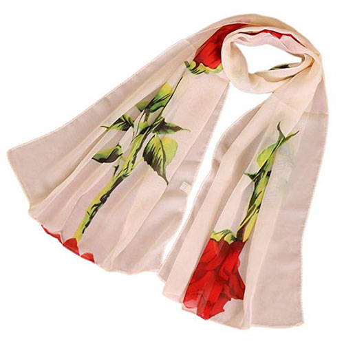 Floral-Scarf-Designs-Fashion-For-Kids-Girls-2019-8