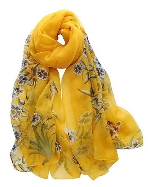 Floral-Scarf-Designs-Fashion-For-Kids-Girls-2019-9