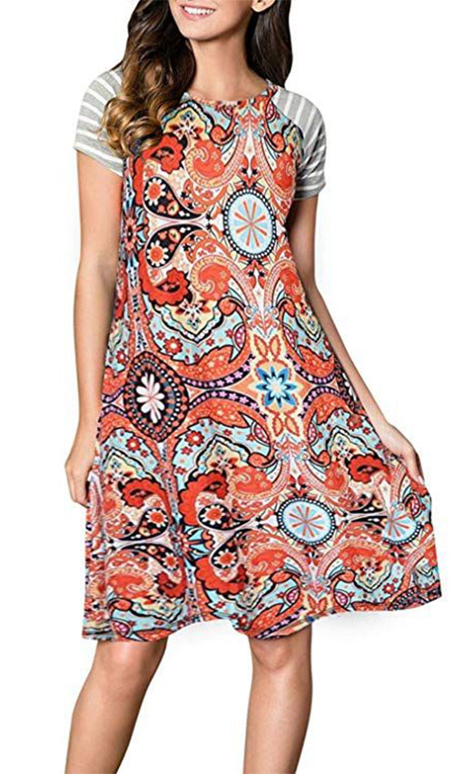 Spring-Clothes-Dresses-For-Girls-Women-2019-Spring-Fashion-11