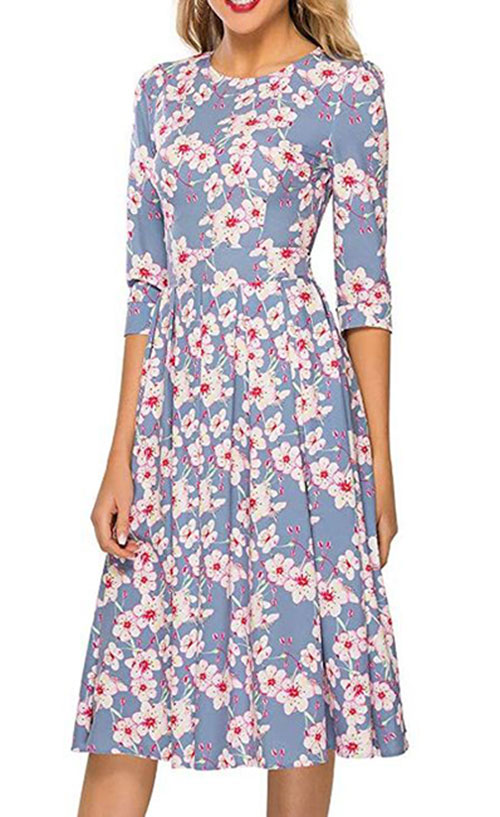 Spring-Clothes-Dresses-For-Girls-Women-2019-Spring-Fashion-13