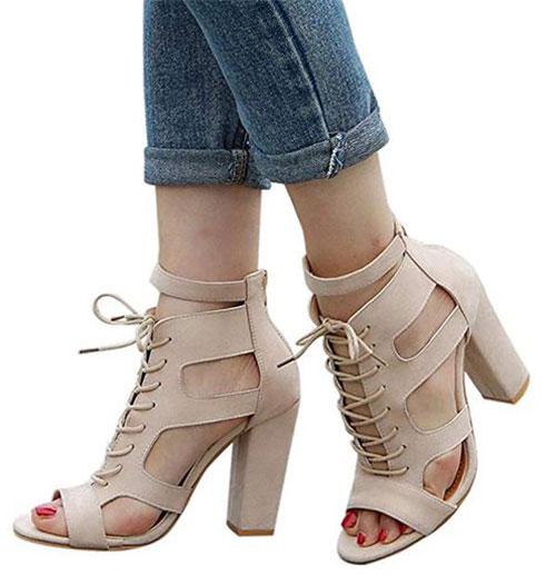 15-Stylish-Summer-Heels-For-Girls-Women-2019-Summer-Fashion-14