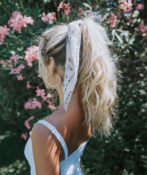 18-Best-Summer-Hairstyles-Ideas-Looks-For-Girls-Women-2019-14