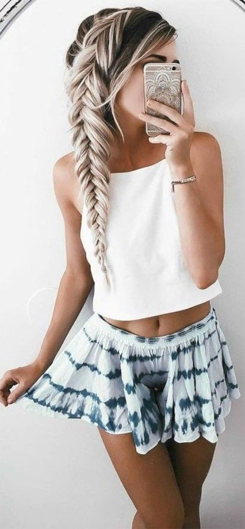 18-Best-Summer-Hairstyles-Ideas-Looks-For-Girls-Women-2019-8