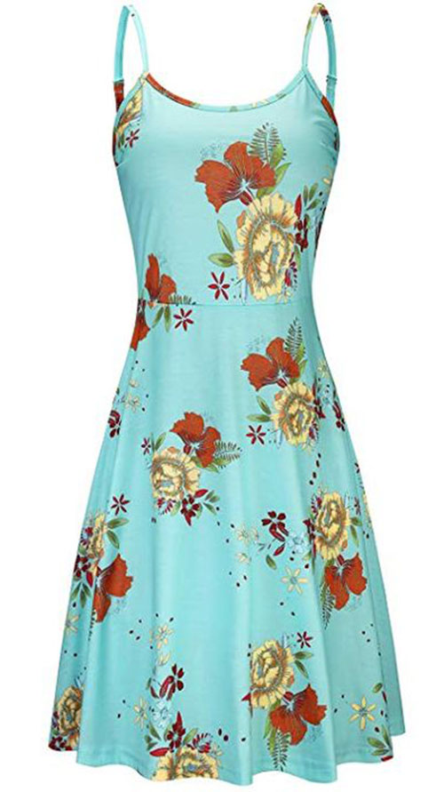 20-Best-Summer-Dresses-For-Girls-Women-2019-Summer-Fashion-18