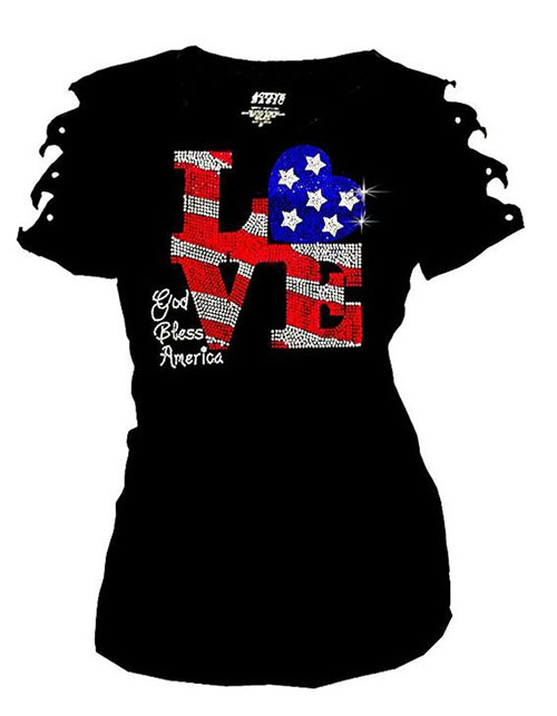 Best-4th-of-July-T-Shirts-For-Women-2019-Patriotic-Outfits-14
