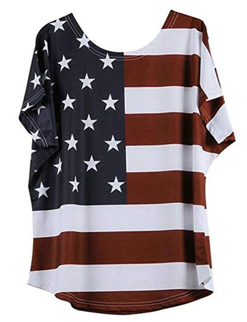Best-4th-of-July-T-Shirts-For-Women-2019-Patriotic-Outfits-15