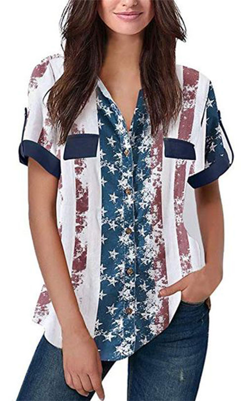 Best-4th-of-July-T-Shirts-For-Women-2019-Patriotic-Outfits-2