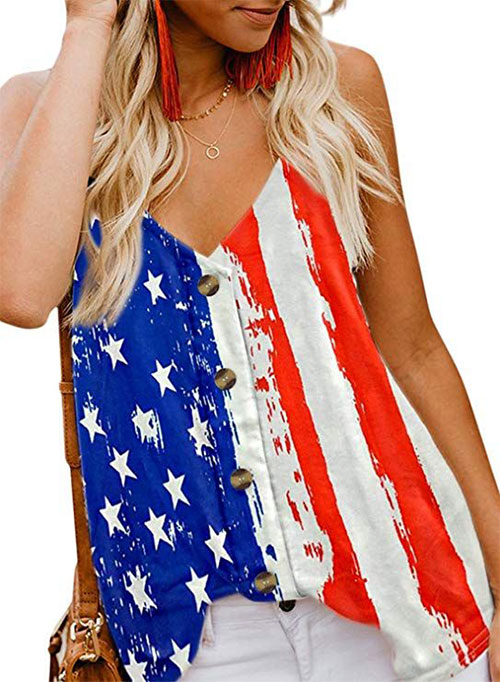 Best-4th-of-July-T-Shirts-For-Women-2019-Patriotic-Outfits-8