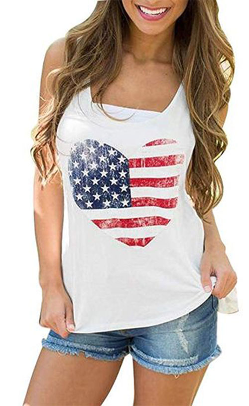 Best-4th-of-July-T-Shirts-For-Women-2019-Patriotic-Outfits-9