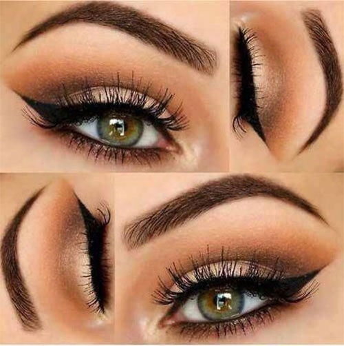 Summer-Eye-Makeup-Trends-Ideas-For-Girls-Women-2019-10