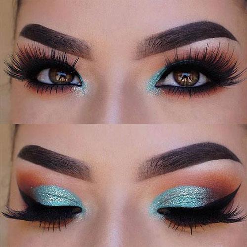Summer-Eye-Makeup-Trends-Ideas-For-Girls-Women-2019-11