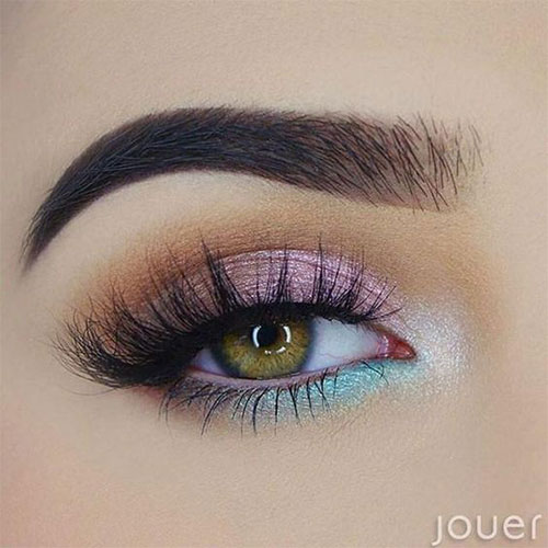 Summer-Eye-Makeup-Trends-Ideas-For-Girls-Women-2019-3
