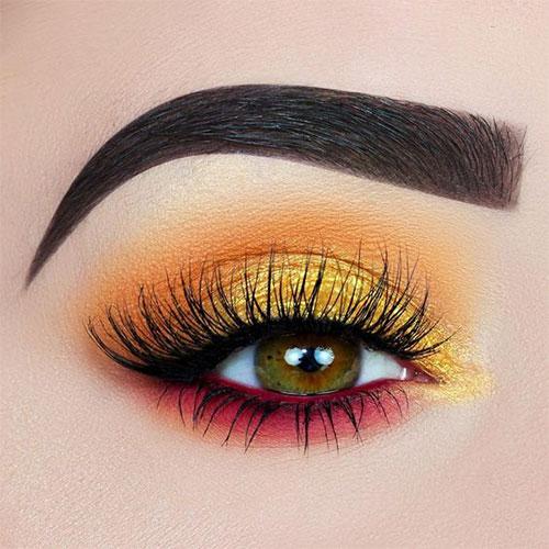 Summer-Eye-Makeup-Trends-Ideas-For-Girls-Women-2019-4
