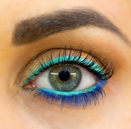 Summer-Eye-Makeup-Trends-Ideas-For-Girls-Women-2019-5