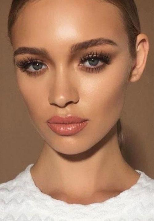 Summer-Face-Makeup-Trends-Ideas-For-Girls-Women-2019-2