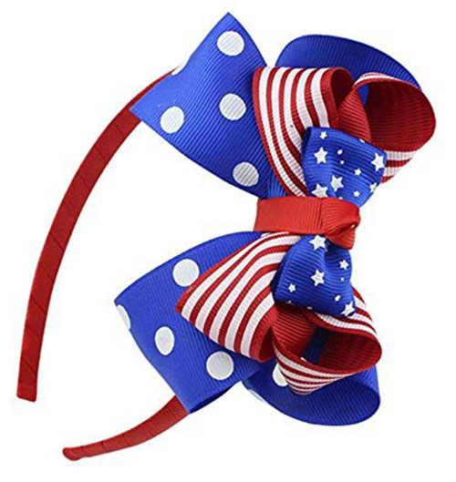 15-Awesome-4th-of-July-Hair-Accessories-For-Girls-Women-2019-15