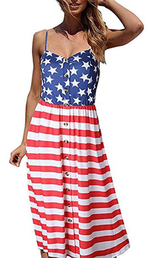 Best-4th-of-July-Patriotic-Outfits-For-Women-2019-3