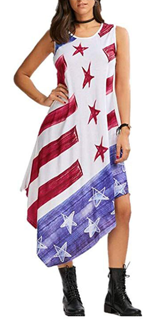 Best-4th-of-July-Patriotic-Outfits-For-Women-2019-4