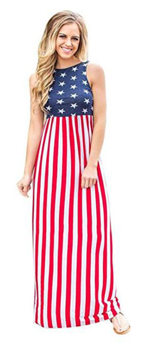 Best-4th-of-July-Patriotic-Outfits-For-Women-2019-8