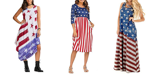 Best-4th-of-July-Patriotic-Outfits-For-Women-2019-F