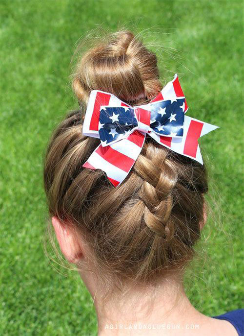 Inspiring-4th-of-July-Hairstyle-Looks-Ideas-For-Kids-Girls-2019-1