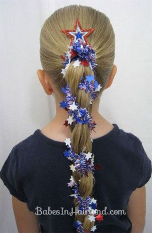 Inspiring-4th-of-July-Hairstyle-Looks-Ideas-For-Kids-Girls-2019-4