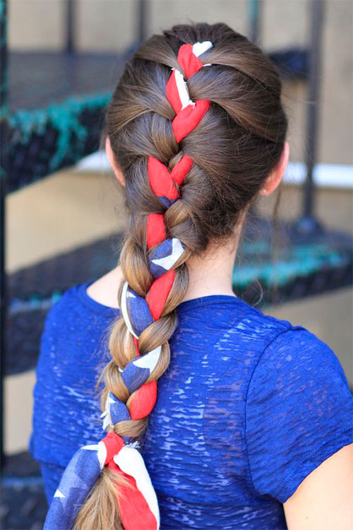 Inspiring-4th-of-July-Hairstyle-Looks-Ideas-For-Kids-Girls-2019-5