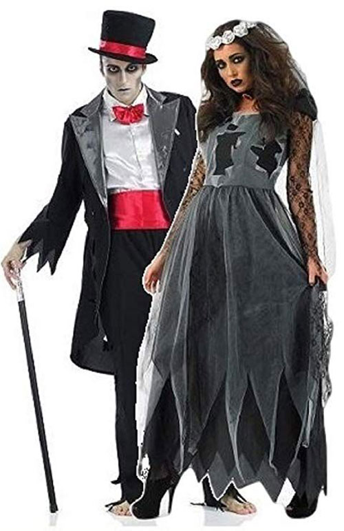 Best-Halloween-Costumes-For-Couples-2019-Couples-Outfits-2